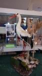 Storch für die Volksschule Rosegg