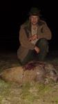 Wildschwein bei Thomas