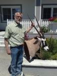 Burgenländer mit Oryx
