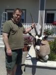Burgenländer ebenfalls mit Oryx
