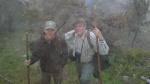 Urschitz Bruno und Jo bei der Murmeljagd
